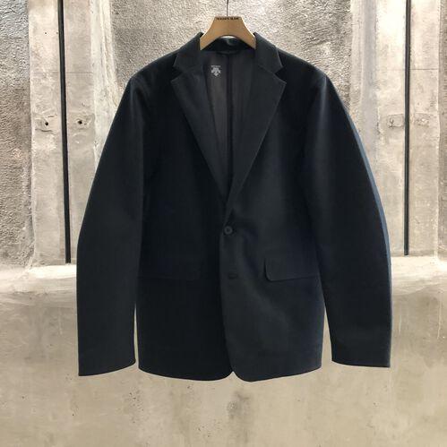 DESCENTE PAUSE ウールミックスジャケット