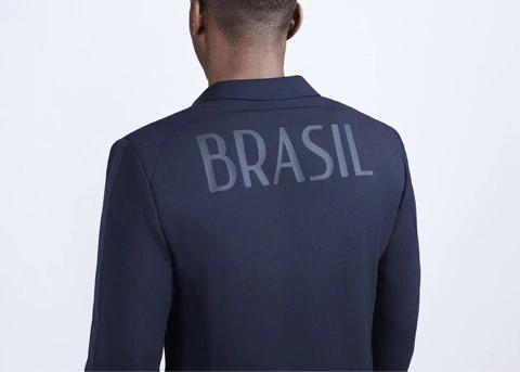 ナイキ ブラジル代表スーツ