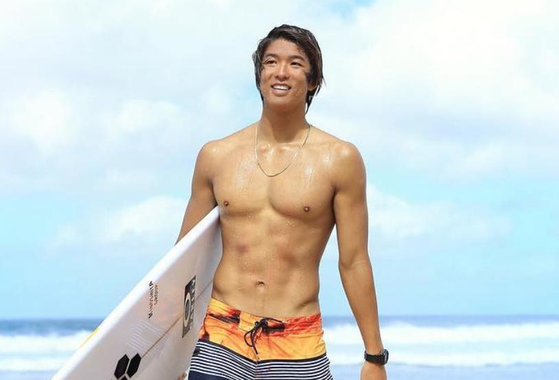 サーフィン:五十嵐カノア選手