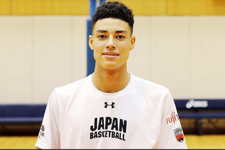 バスケット:田中力選手