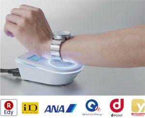 Sony wena wrist pro 電子マネー