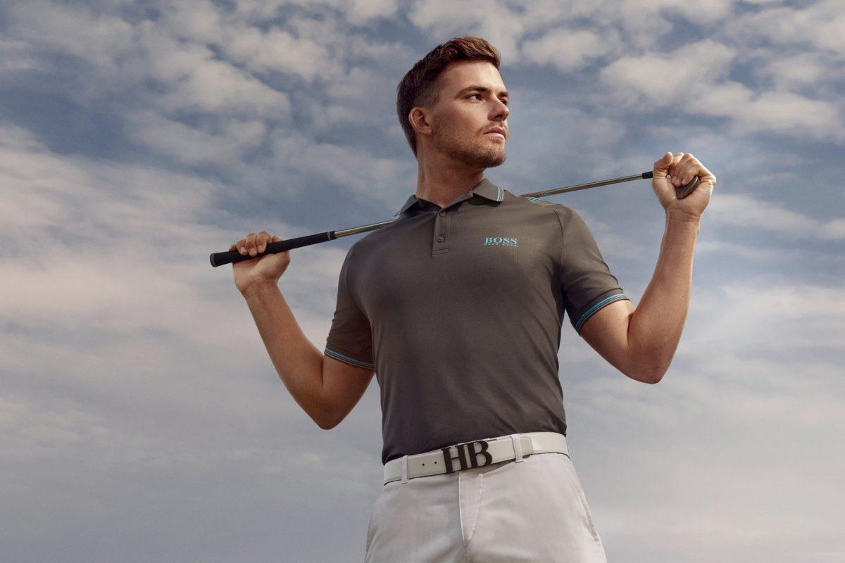 ヒューゴ ボス ゴルフ