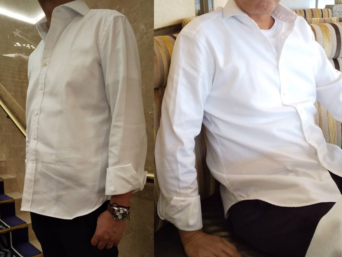 オーダーシャツ kei
